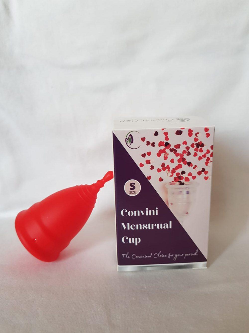 Convini menstrual Cup small